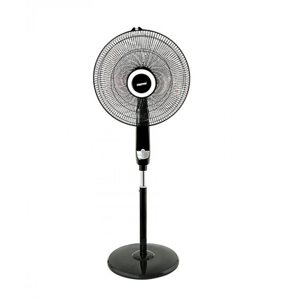Geepas GF9489 Stand Fan with Remote Control, 16inch